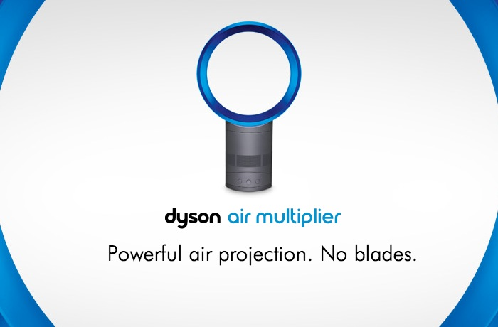 New Dyson Cool Series Bladeless Fans Unveiled Video