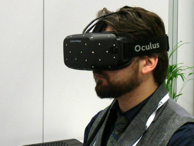 Electronic Arts virtual reality