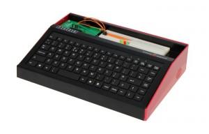 Fuze Raspberry Pi Keyboard Case And Development Tool (video)