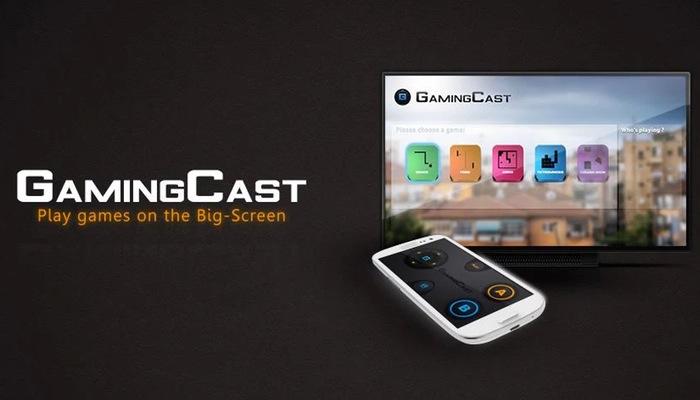 GamingCast For Chromecast