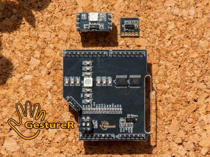 GestureR Arduino