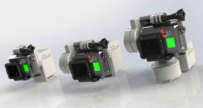Stubilizer GoPro Stabiliser Mount Unveiled By RockSolid Technologies (video)