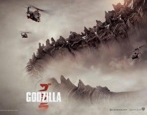 Godzilla 2014 Movie International Trailer Released (video)