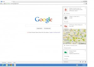 Google Now Cards Land On Chrome Desktops And Notebooks