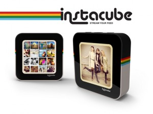 Instacube Ships April 5th
