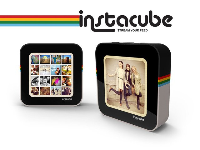 Instacube On the Way
