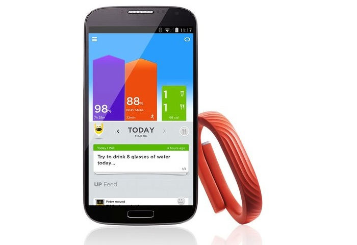 Jawbone Android App