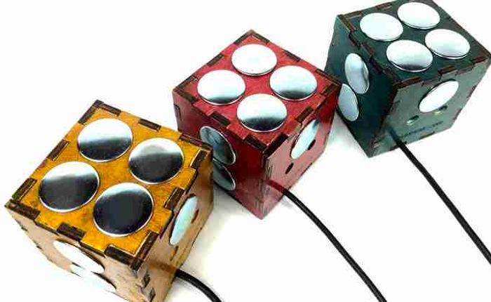 Kyub 3D MIDI Keyboard