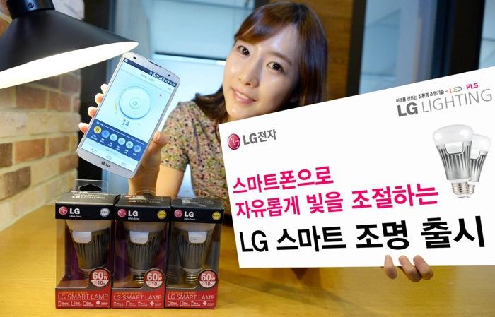 LG Smart Lamp Bulb