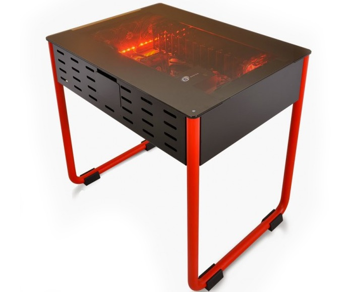 Lian-Li PC Case Desk Concept-1