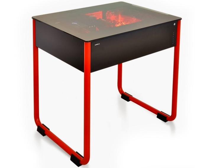 Lian-Li PC Case Desk Concept-3