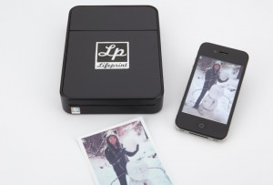 LifePrint Wireless, Social Photo Printer For iOS And Android (video)