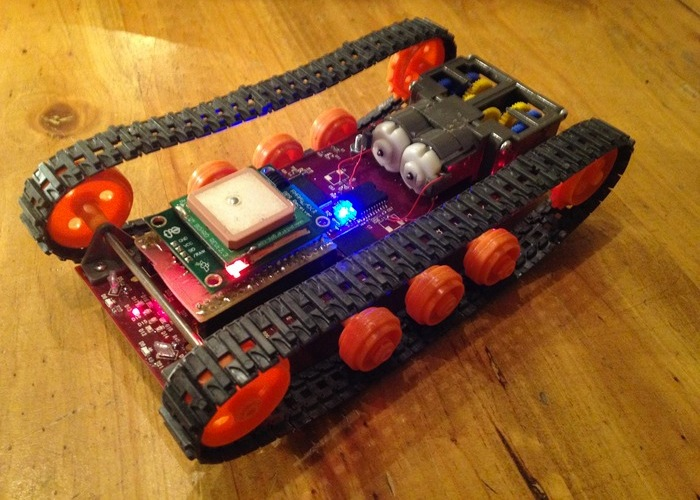 Logitraxx Robot Kit