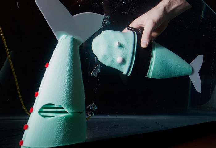 MIT Robot Fish