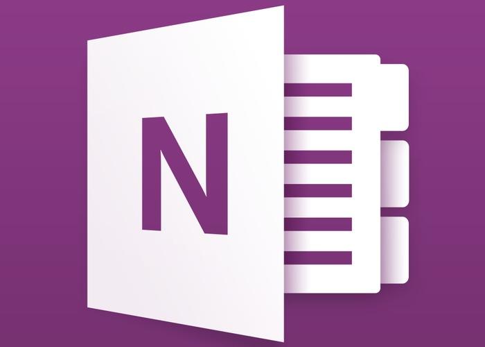 Mac Onenote App