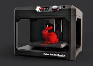 MakerBot Replicator Desktop 3D Printers Start Shipping