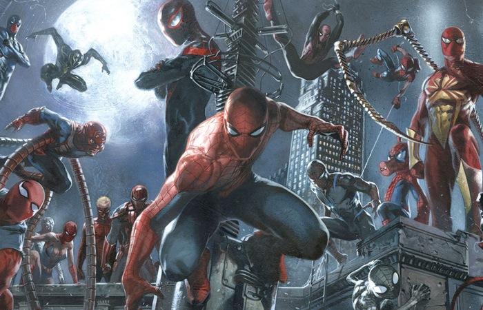 Marvel Spider-Verse