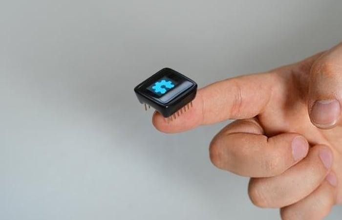 MicroView Arduino
