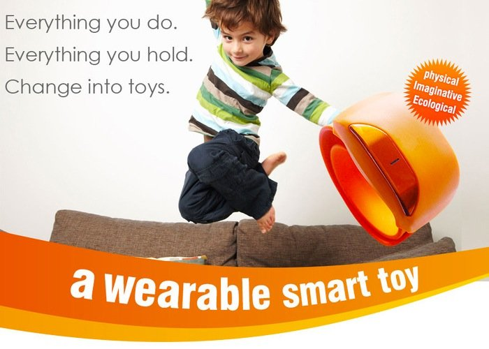 Moff Wearable Smart Toy