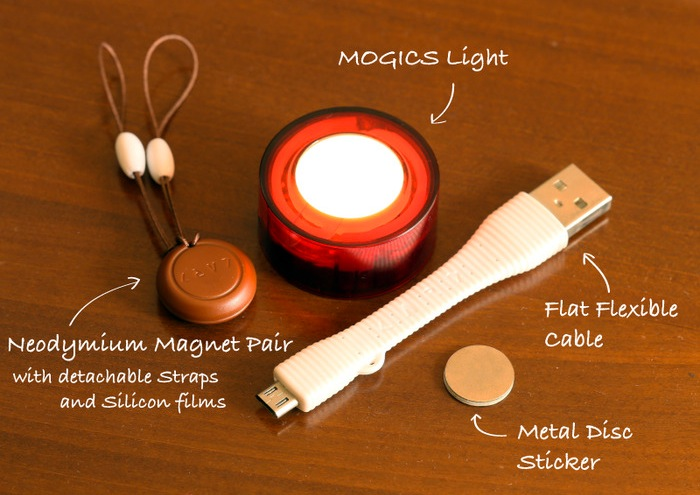 Mogics Multi-Functional Light