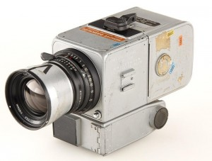 Historic Hasselblad 500 Moon Camera Sells For $910,000