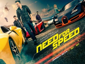 Need for Speed Comes in Third