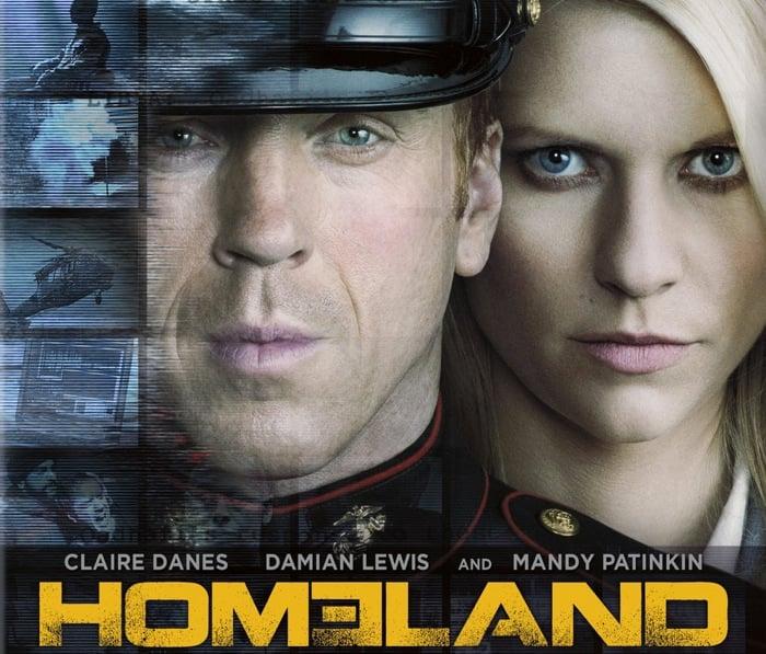 Netflix UK Homeland