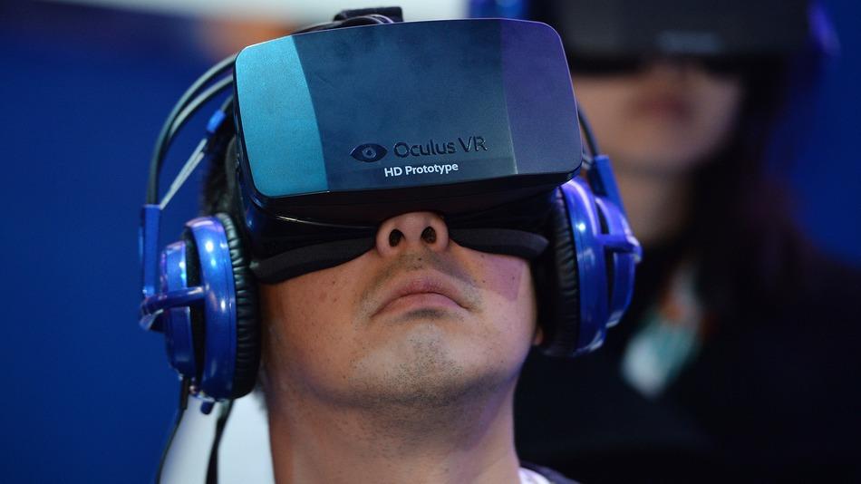 Oculus Rift Sold