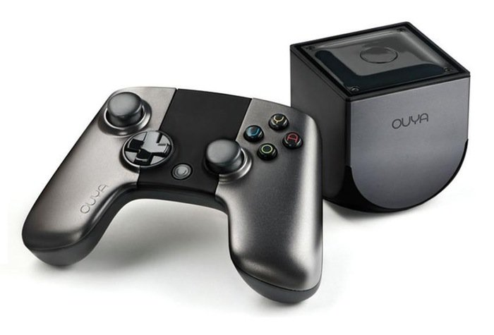 Ouya Everywhere