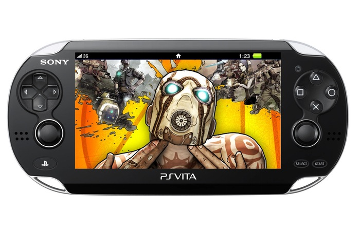 PS Vita Borderlands 2