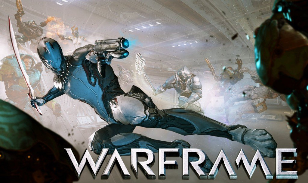 PS4 Warframe