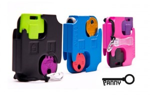 Panny Key Reinvents the Humble Keychain (video)