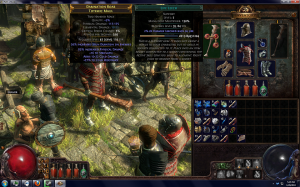 Path of Exile Mini-Expansion