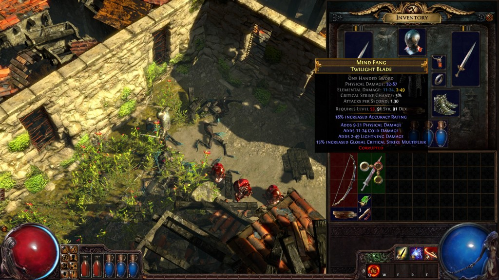 Path of exile expansion