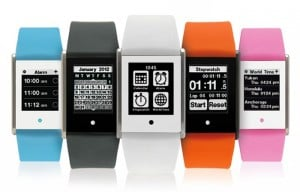 Phosphor Touch Time Watch Now Available For $160 (video)