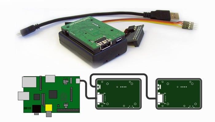 PiUPS Raspberry Pi Uninterruptible Power Supply (video)
