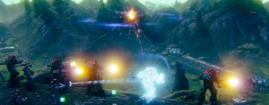 Planetside 2 screens