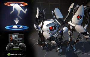 Valve's Portal Landing On Nvidia Shield Handheld Games Console (video)
