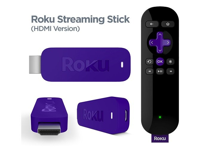 ROKU HDMI Streaming Stick-2