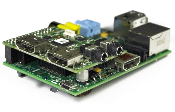 Raspberry Pi HDMI Input Board Allows HD Recording From Almost Any