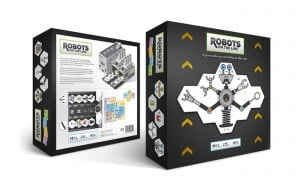 Robots On The Line Board Game Launches On Kickstarter (video)