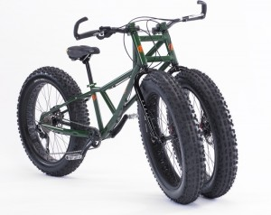 Rungu Juggernaut Bike