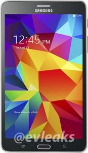 Samsung Galaxy Tab 4 7.0 Leaked