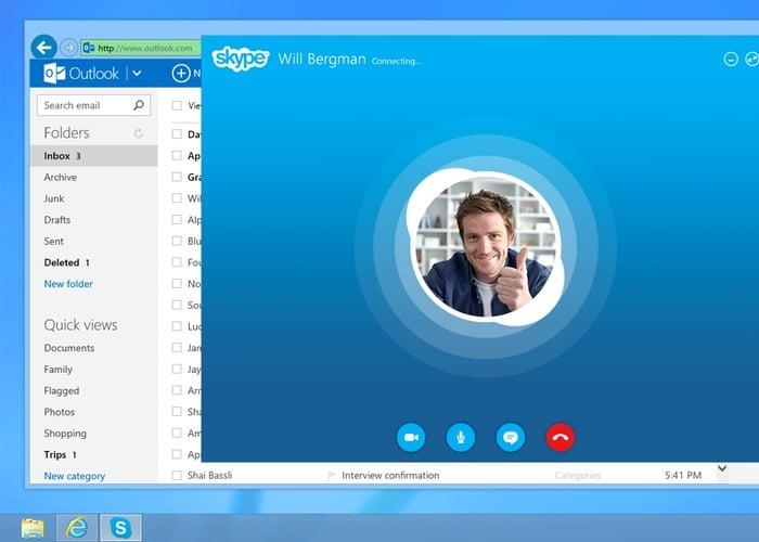 Skype For Outlook