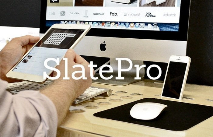 SlatePro Personal TechDesk