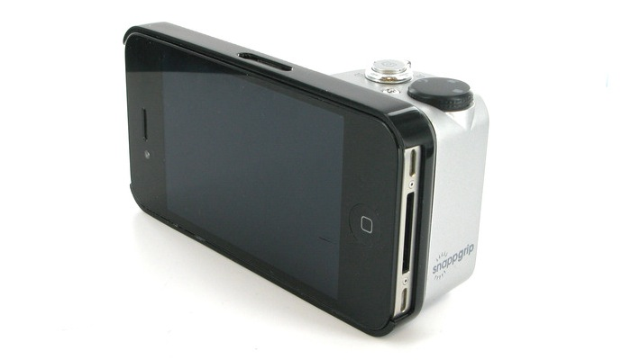 Snappgrip iPhone