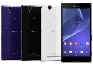 Sony Xperia T2 Ultra Coming To T-Mobile