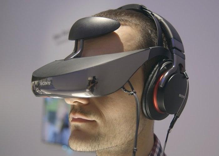 VirtualReality-Headset - Taucht ein in eine digitale Welt