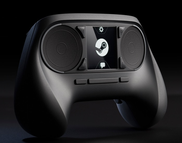 New Valve Steam Controller Unveiled Ahead Of GDC 2014