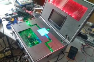 Tesseract Case Media Centre Created Using Arduino And Raspberry Pi (video)